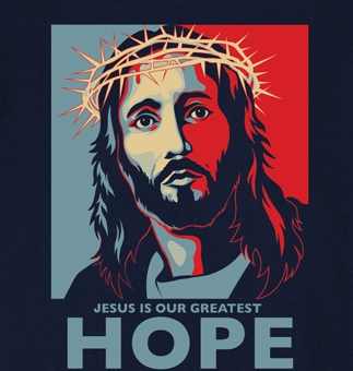 Stop Hammer Time Jesus